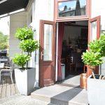 Matthieus Restaurant Eingang